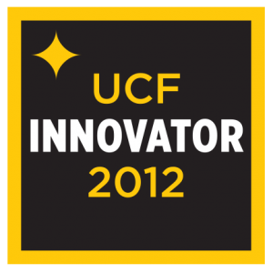 2012 UCF Innovator Lapel Pin
