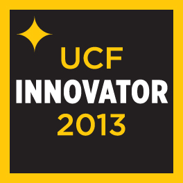 UCF Innovator Lapel Pin 2013