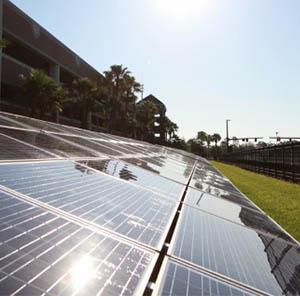 UCF PV Panels