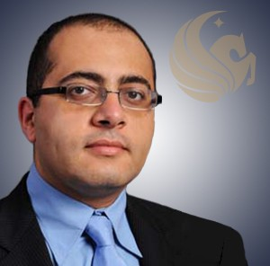 UCF Researcher Ayman Abouraddy, Ph.D.