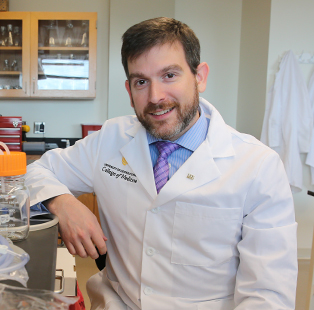Facutly Feature Dr. Willenberg