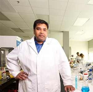 UCF Researcher Sudipta Seal, Ph.D.