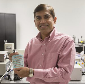 UCF researcher Jayan Thomas