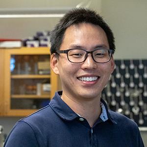 Figure 1. Assistant Professor Brian Kim of CECS.